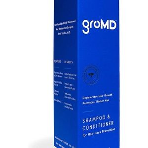 Other - GROMD SHAMPOO AND CONDITIONER 12 oz